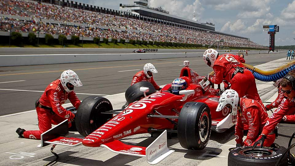 After decent attendance at Pocono last year, IndyCar looks to be racing in front of crickets and owls this year and likely not at all in 2015.