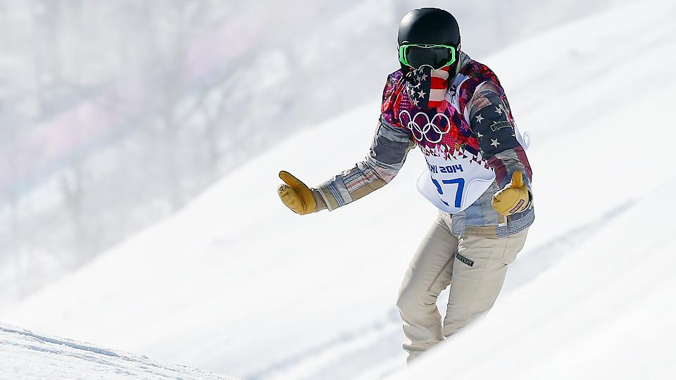 Shaun White called the Sochi Olympic slopestyle course
