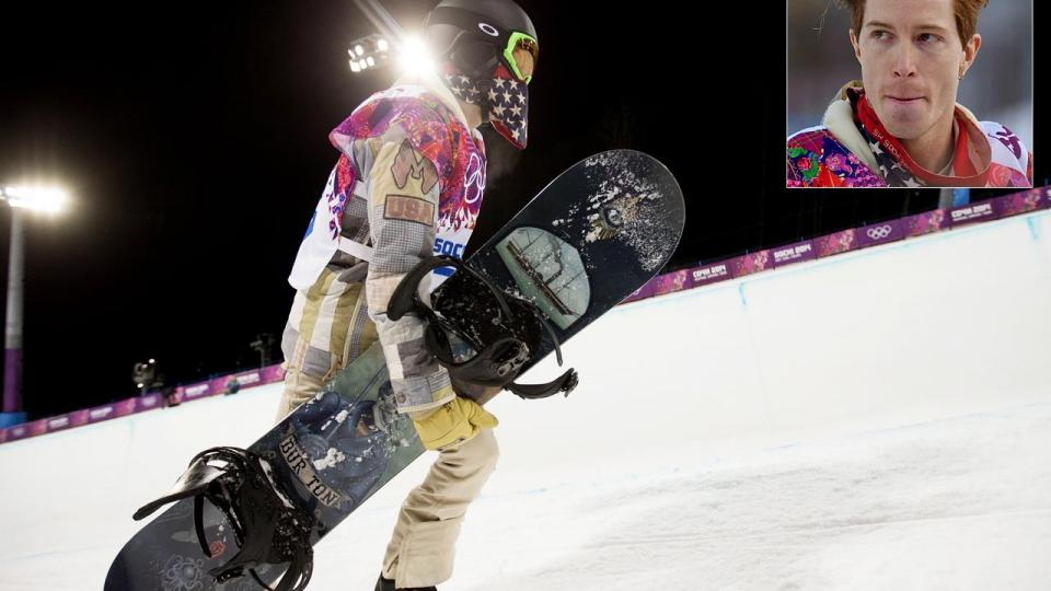 Shaun White will hope to win his third-straight gold medal in the halfpipe, but he faces some stiff competition for the honor.