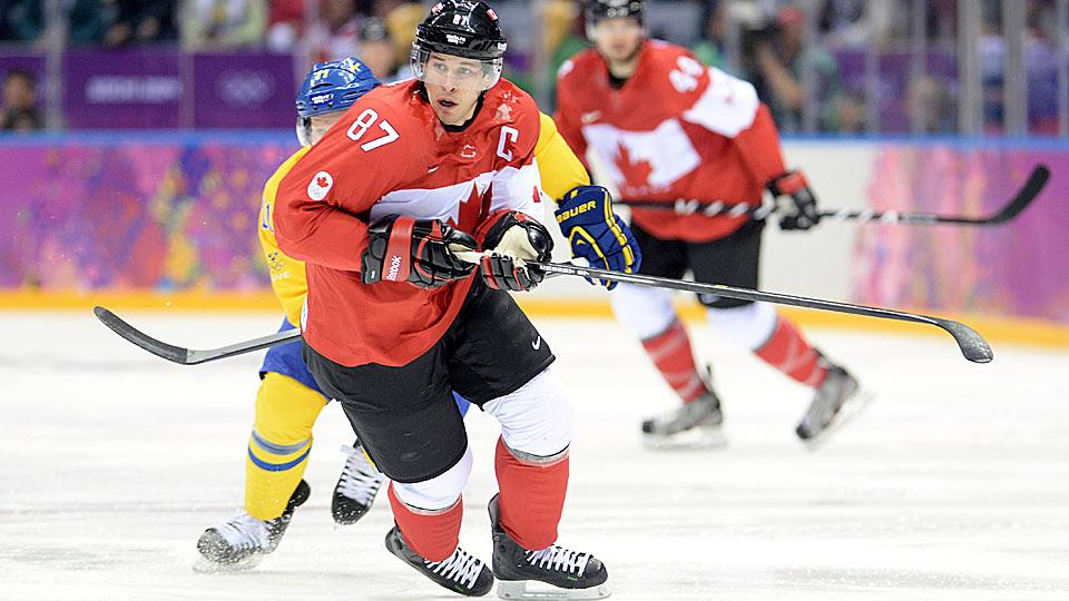 Captain Sidney Crosby and Team Canada are now the first repeat Olympic gold medalists since the start of NHL participation in 1998.