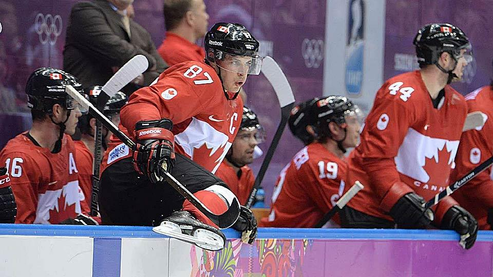 With Sidney Crosby still sputtering and John Taveras out for the rest of the Games, Canada faces a crisis of offense with Team USA up next.