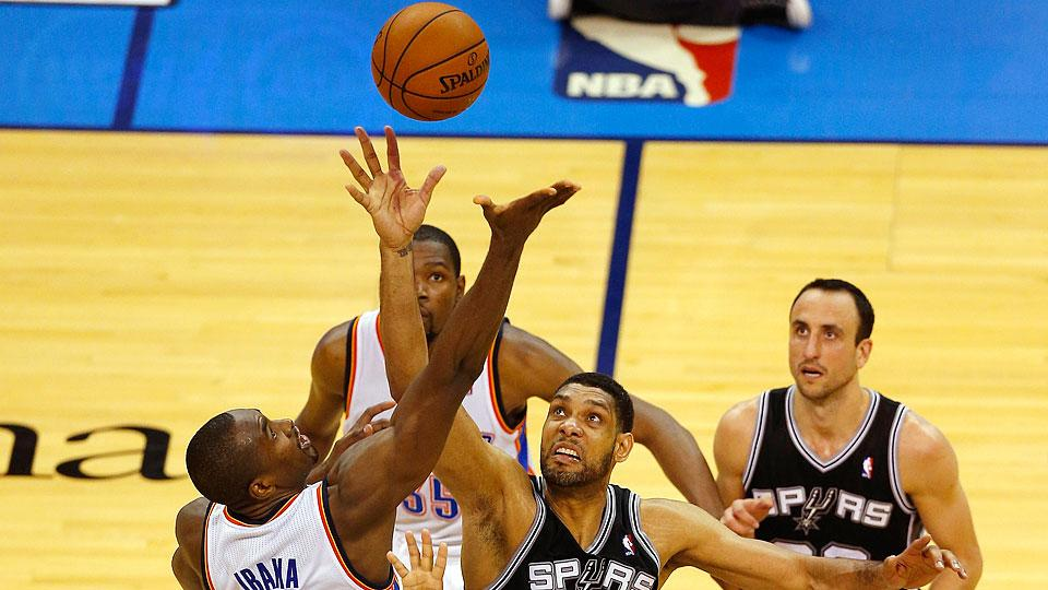 Western Conference power rankings: Spurs, Thunder remain teams to beat