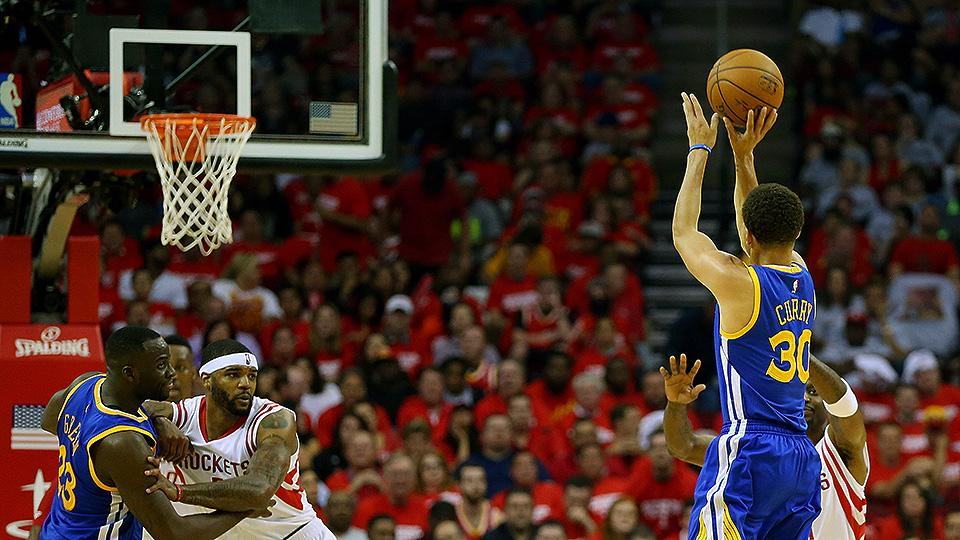 Curry Vision: The science behind Stephen Curry's top-tier aim