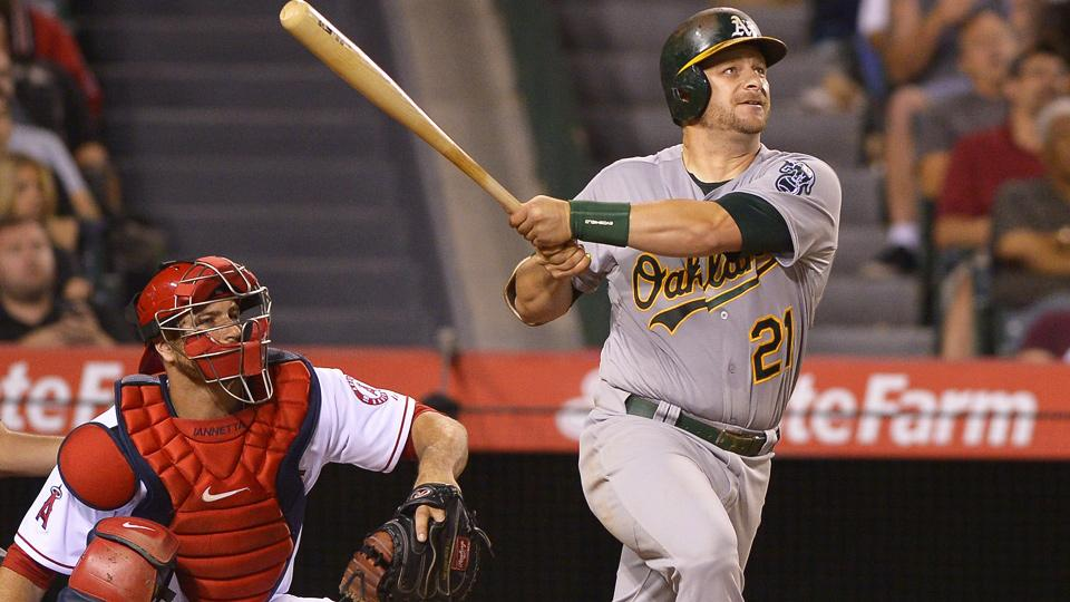 After Cespedes trade, Athletics look to platoons to carry load on offense