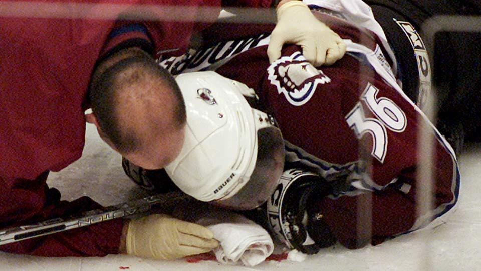 Former Avalanche forward Steve Moore had filed a lawsuit against Todd Bertuzzi, who ended Moore's career with a sucker punch in 2004.