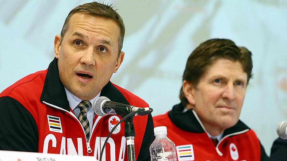 Team Canada GM Steve Yzerman presided over a golden age for Team Canada as it became the first repeat Olympic champions since 1998.