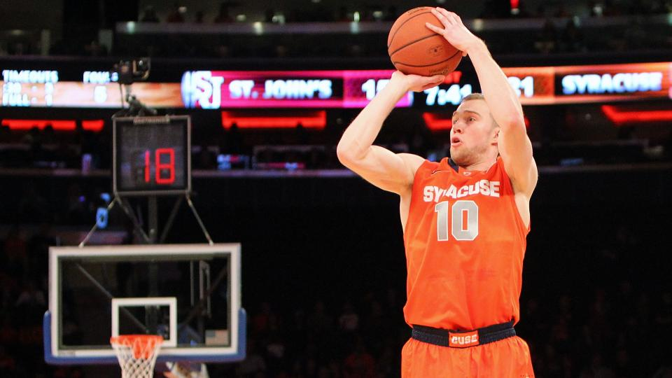 Syracuse to host former Big East rival St. John's in December