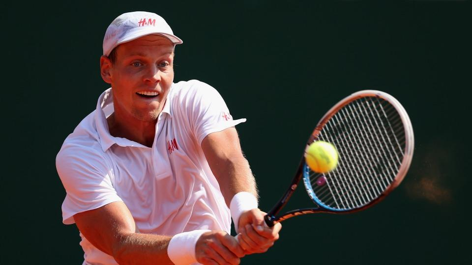 World No. 5 Tomas Berdych joins Citi Open field, will be top seed
