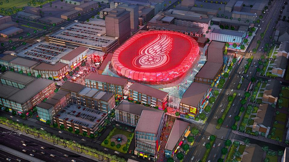 Top Line: Red Wings to revolutionize Detroit; Ex-Leaf faces penalty; more