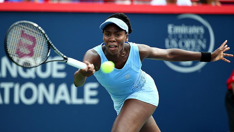 Sister showdown: Serena, Venus facing off in Rogers Cup semifinals