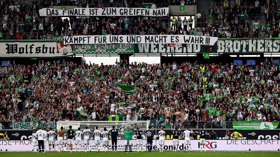VfL Wolfsburg schedule: Bundesliga fixtures 2014/2015