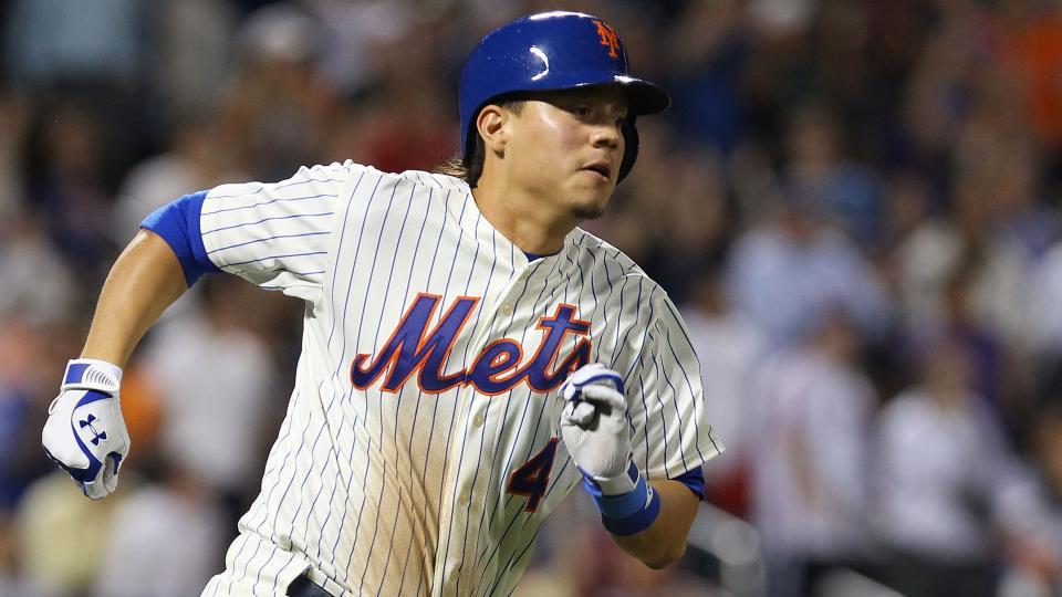 New York Mets call up Wilmer Flores, demote Kirk Nieuwenhuis