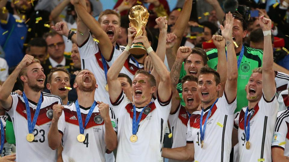 Germany-Argentina World Cup final sets social media records