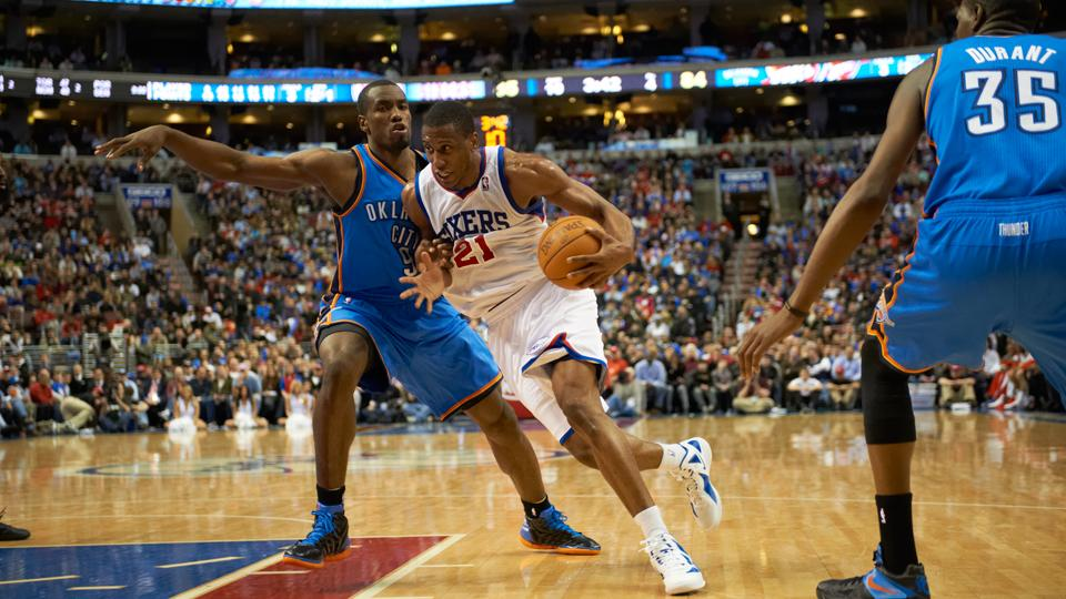 Report: Wolves agree to three-team deal, will acquire Thaddeus Young
