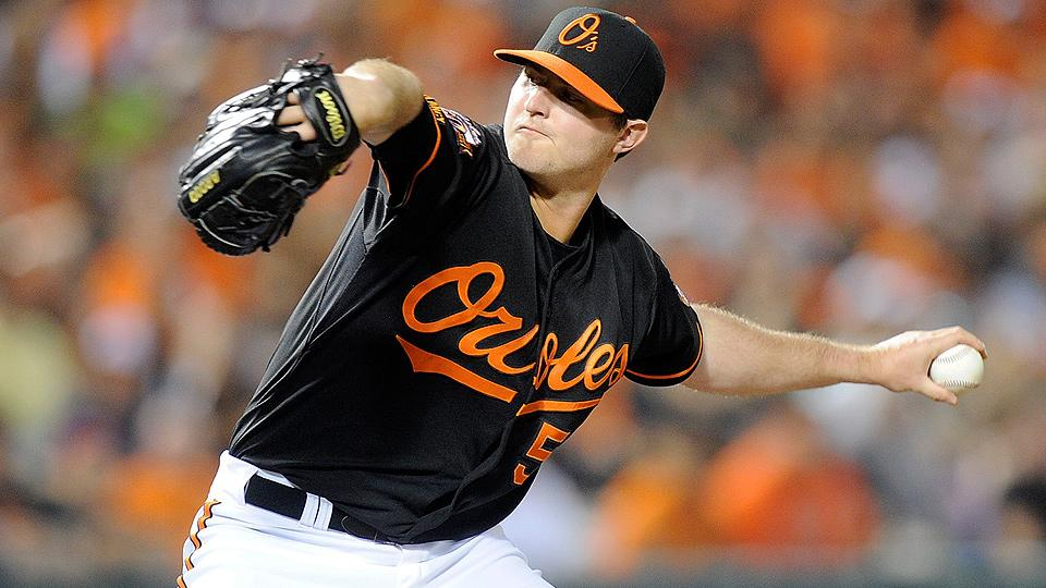 Defense, pitching have carried Orioles to top spot in AL East