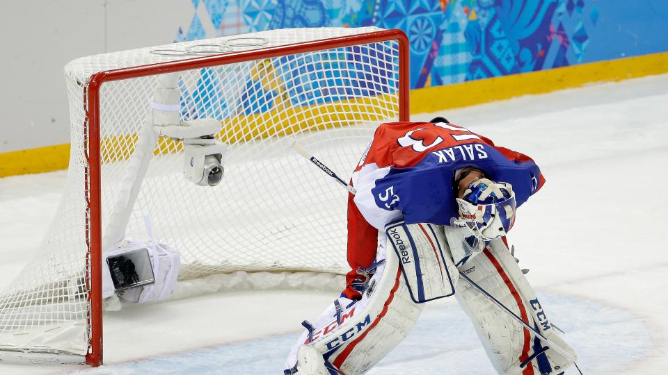 The Czech Republic suffered a disappointing Olympic showing, winning just two games before a quarterfinal exit on a 5-2 loss to the United States.