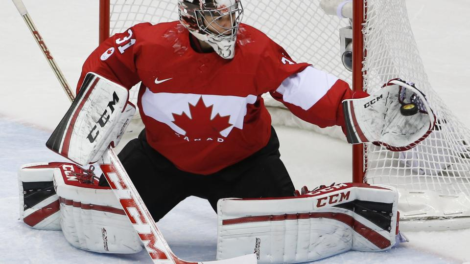 Canada goaltender Carey Price recorded another shutout, making 24 saves to blank Sweden in the gold-medal game Sunday.