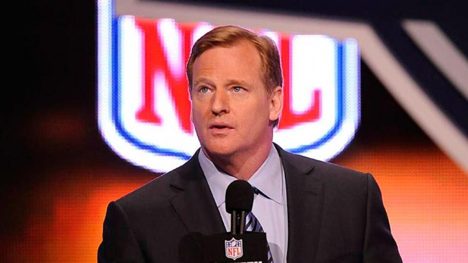 NFL announces domestic violence policy: Lifetime ban for 2nd offense