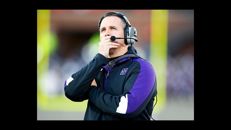 Pat Fitzgerald's Northwestern football team will vote on whether or not to unionize on Friday, April 25.