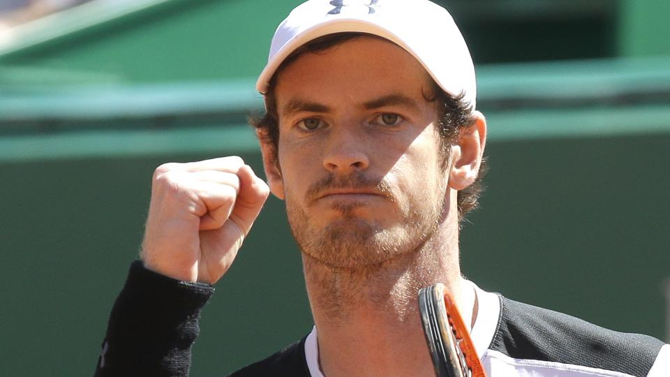 Murray storms into semi finals — ATP Monte Carlo