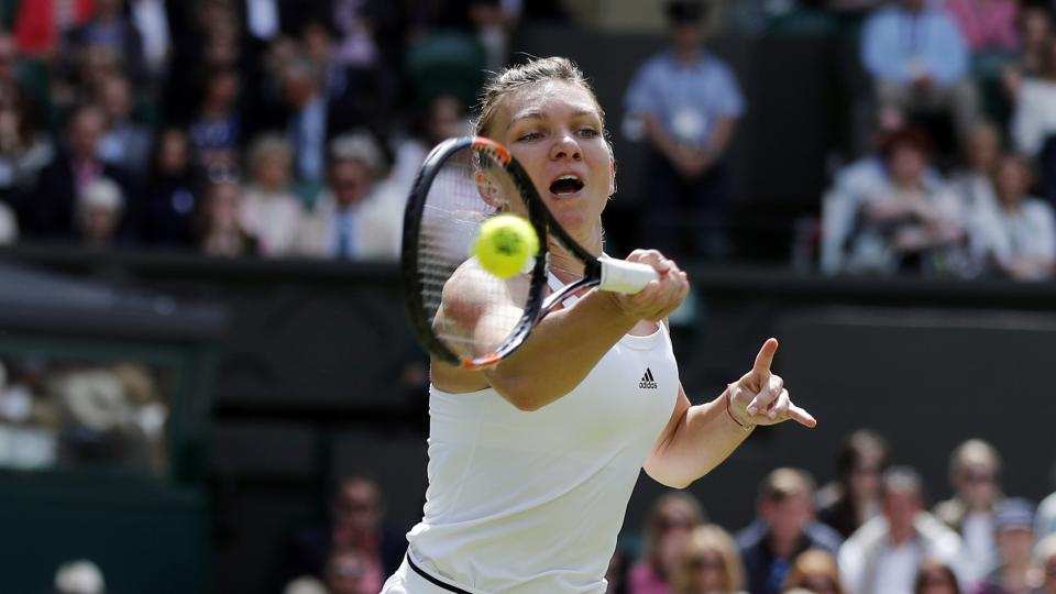 Halep to meet Sevastova in final of Bucharest Open