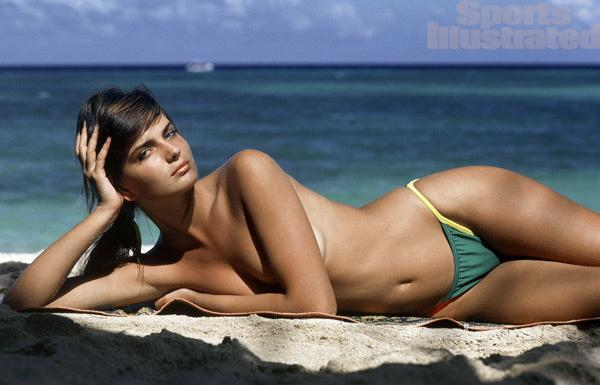 Sports Illustrated's 50 Greatest Swimsuit Models (10-1)