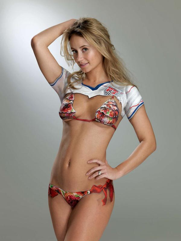 World Cup Body Paint