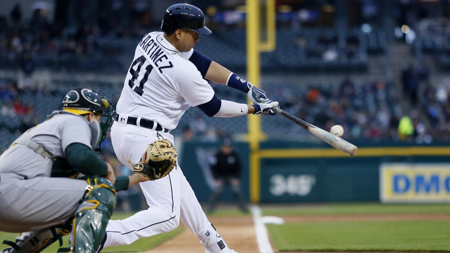 Victor-martinez-horseshit-comment-tigers