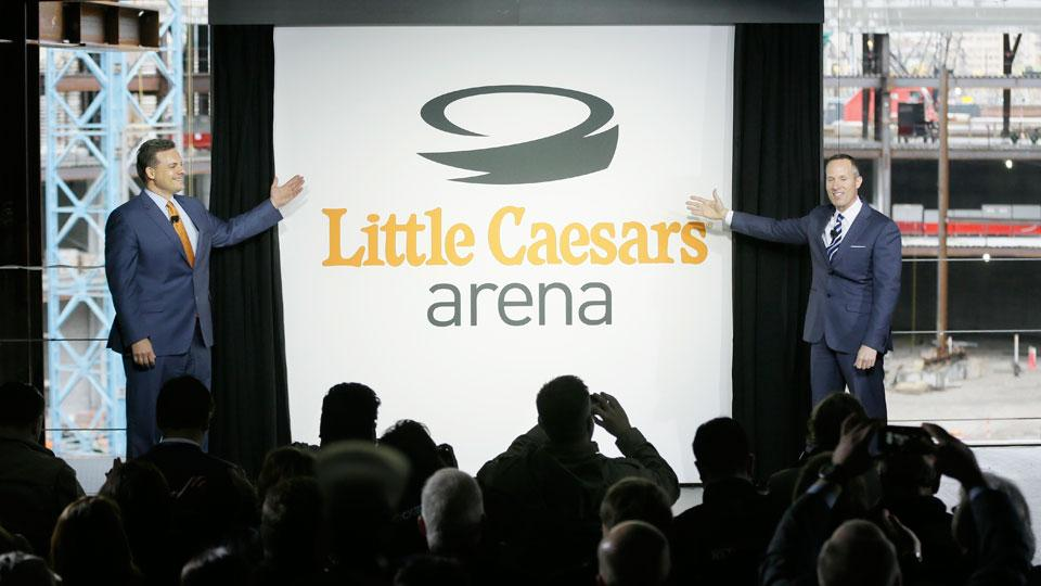 Red-wings-little-caesars-arena-announcement