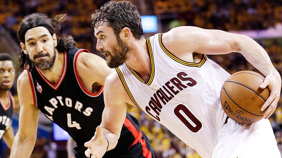 Nba-playoffs-cleveland-cavaliers-toronto-raptors-kevin-love-game-5-video