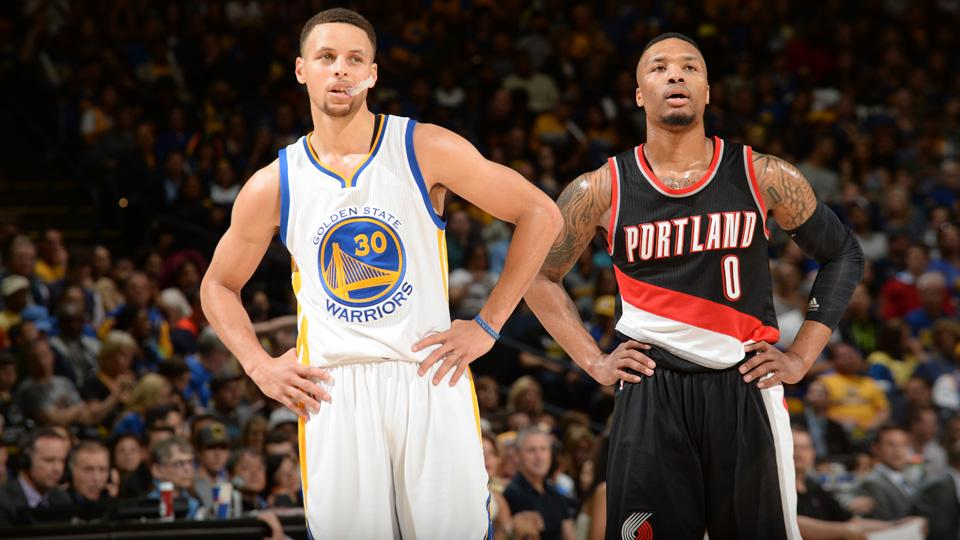 Damian-lillard-golden-state-warriors