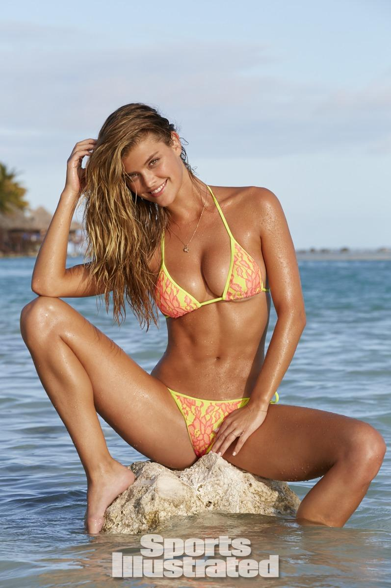 Nina Agdal's Best Moments: SI Swimsuit 2014 & 2015