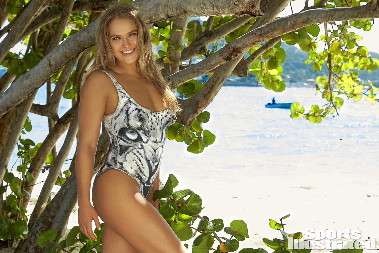 Get to know SI Swimsuit 2016 Cover Model Ronda Rousey!