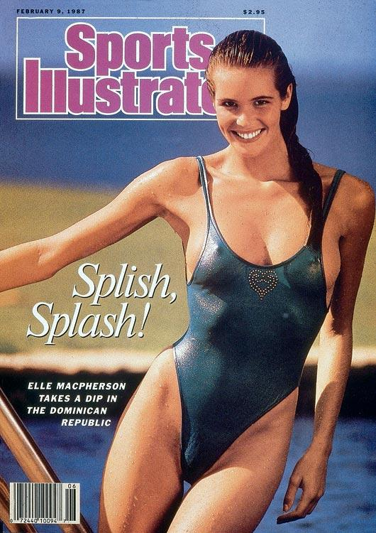 It's official! Hannah Davis scores the cover of the 2015 ...