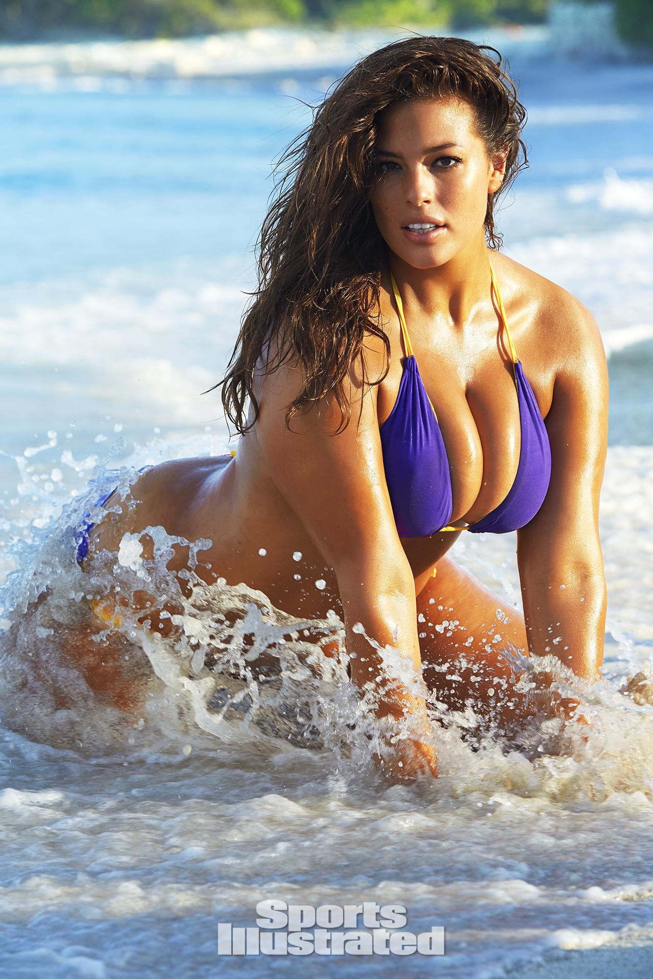 Ashley Graham Swimsuit Photos, Sports Illustrated Swimsuit ...