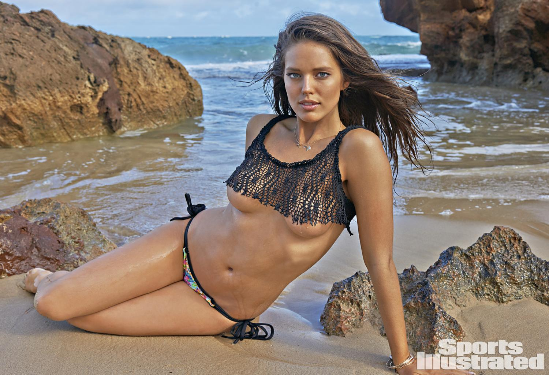 Emily DiDonato Swimsuit Photos, Sports Illustrated Swimsuit 2015