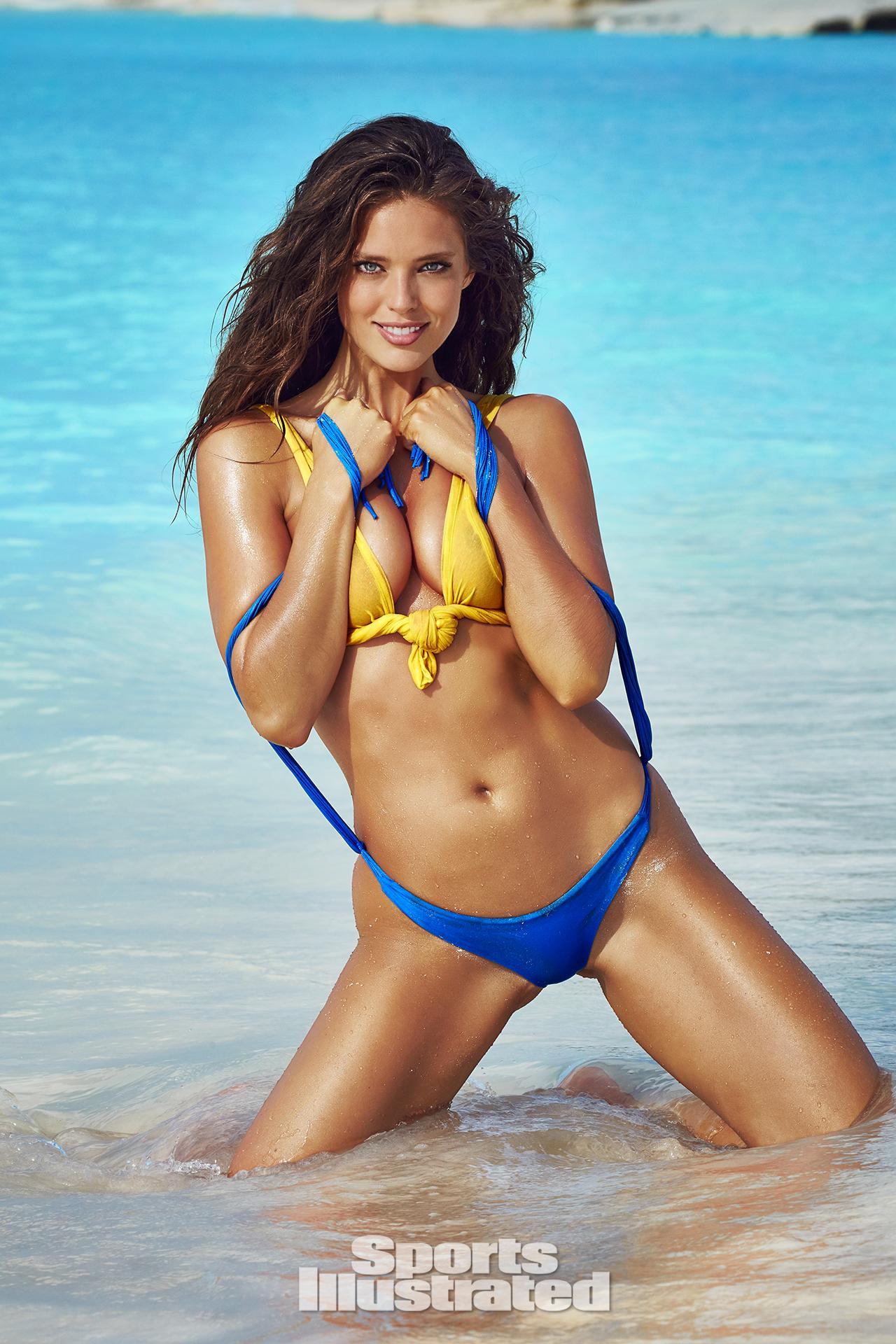 emily didonato swimsuit photos sports illustrated swimsuit 2016