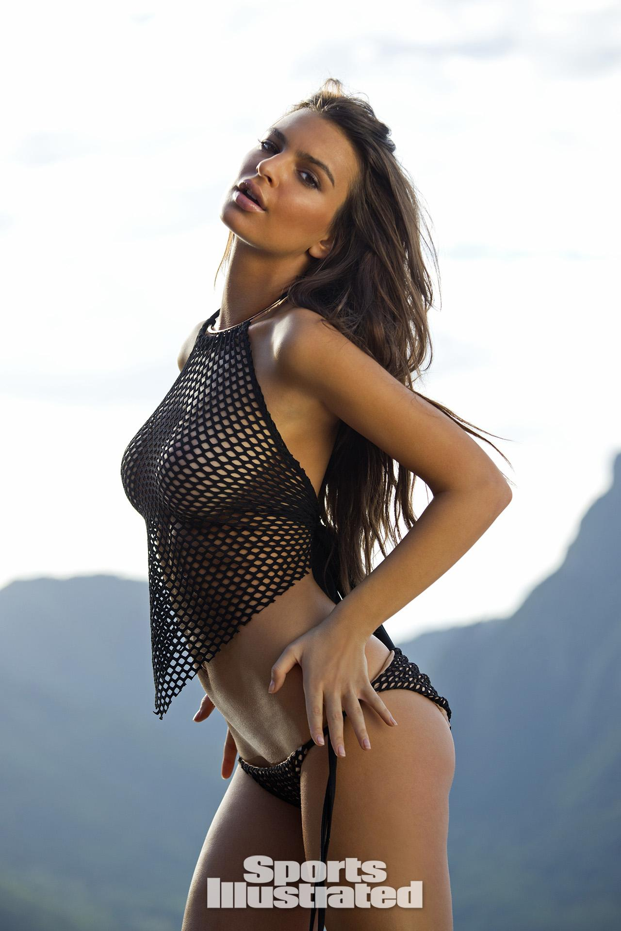 emily ratajkowski swimsuit photos sports illustrated swimsuit 2014