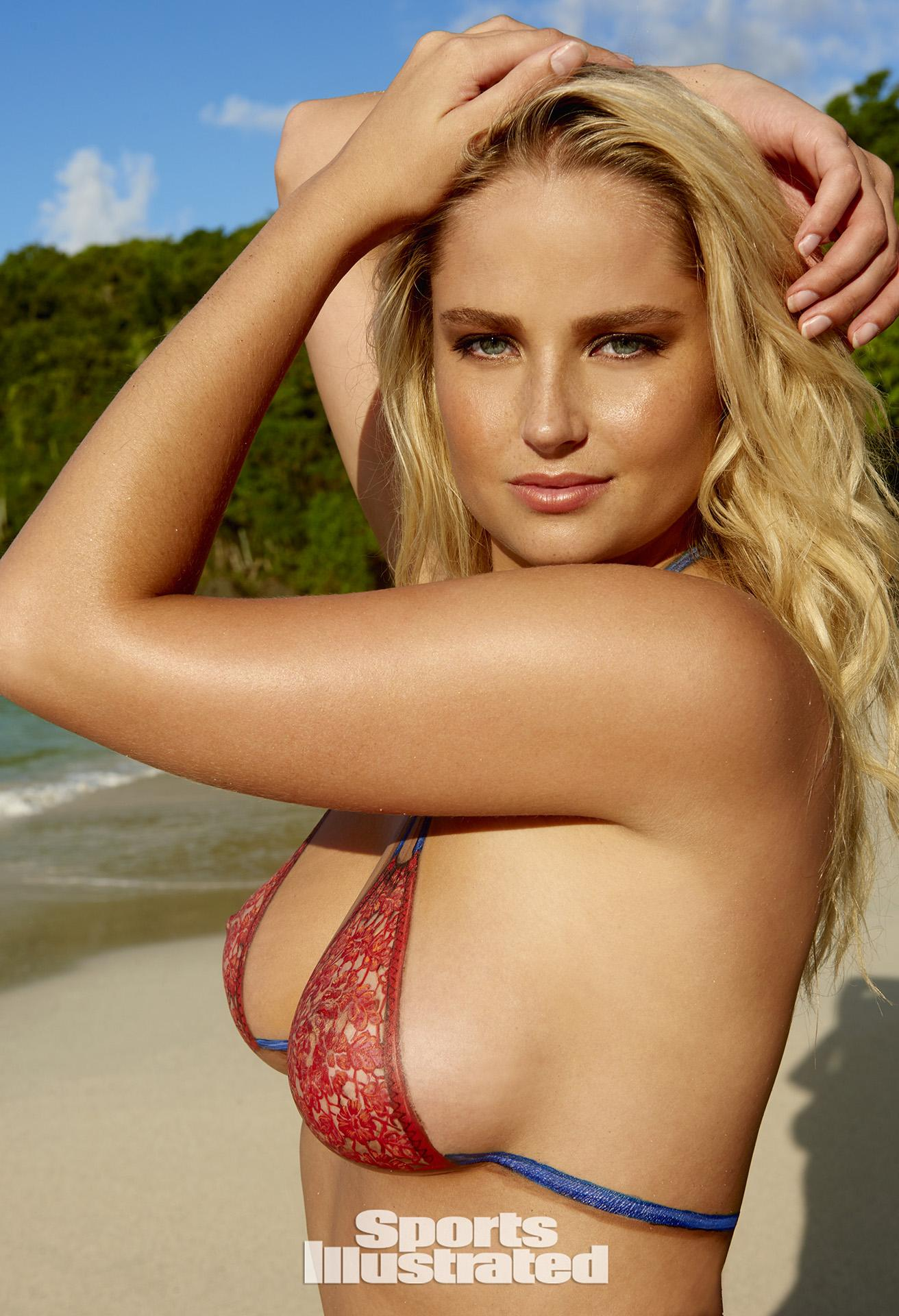 morton swimsuit body paint photos sports illustrated swimsuit 2015