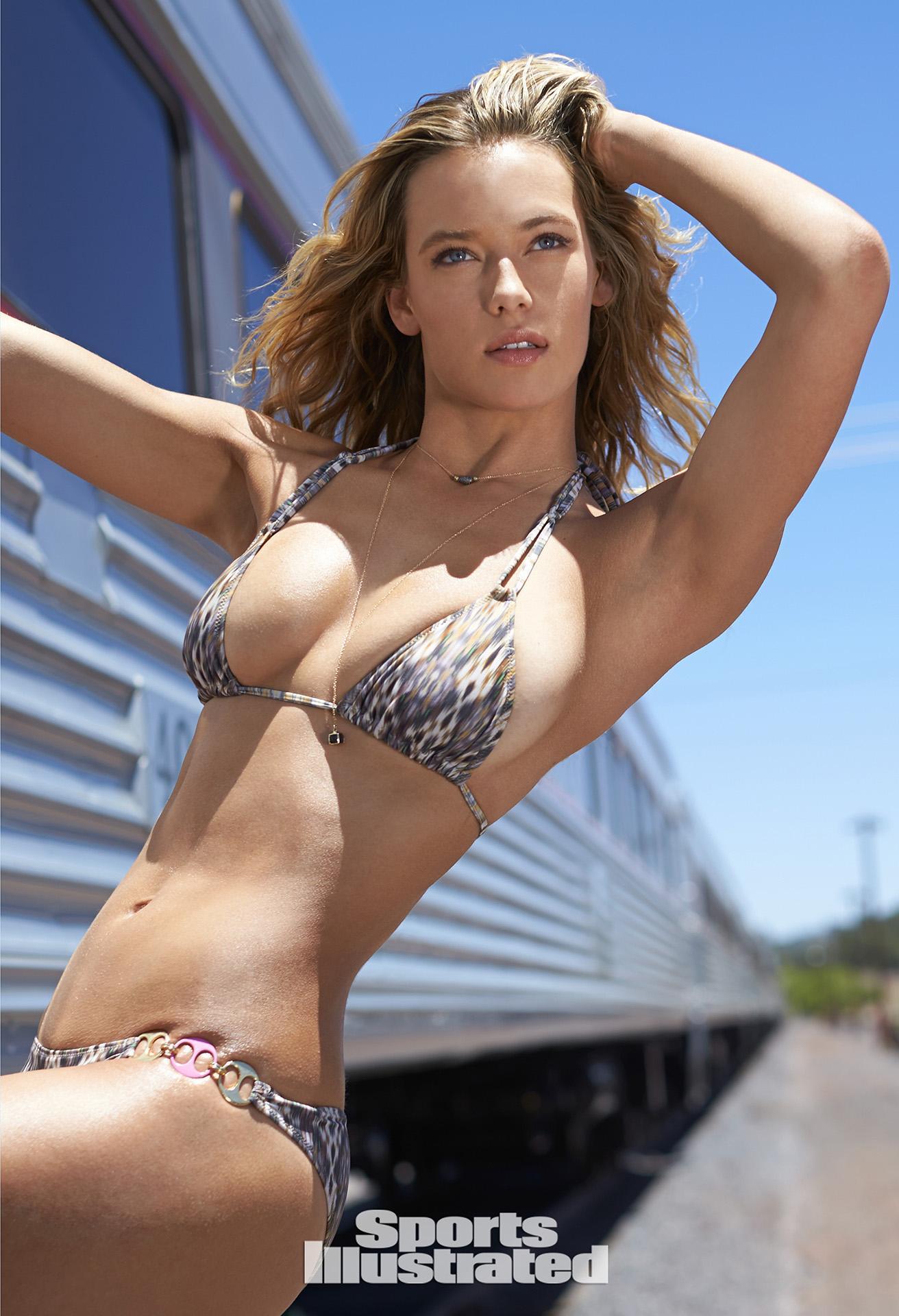 Hannah Ferguson Swimsuit Photos, Sports Illustrated