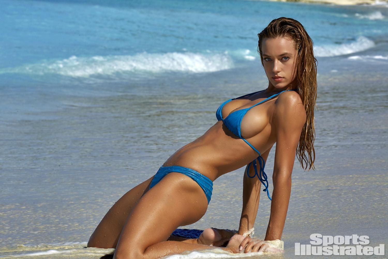 Swimsuit illustrated nude sports ferguson hannah models
