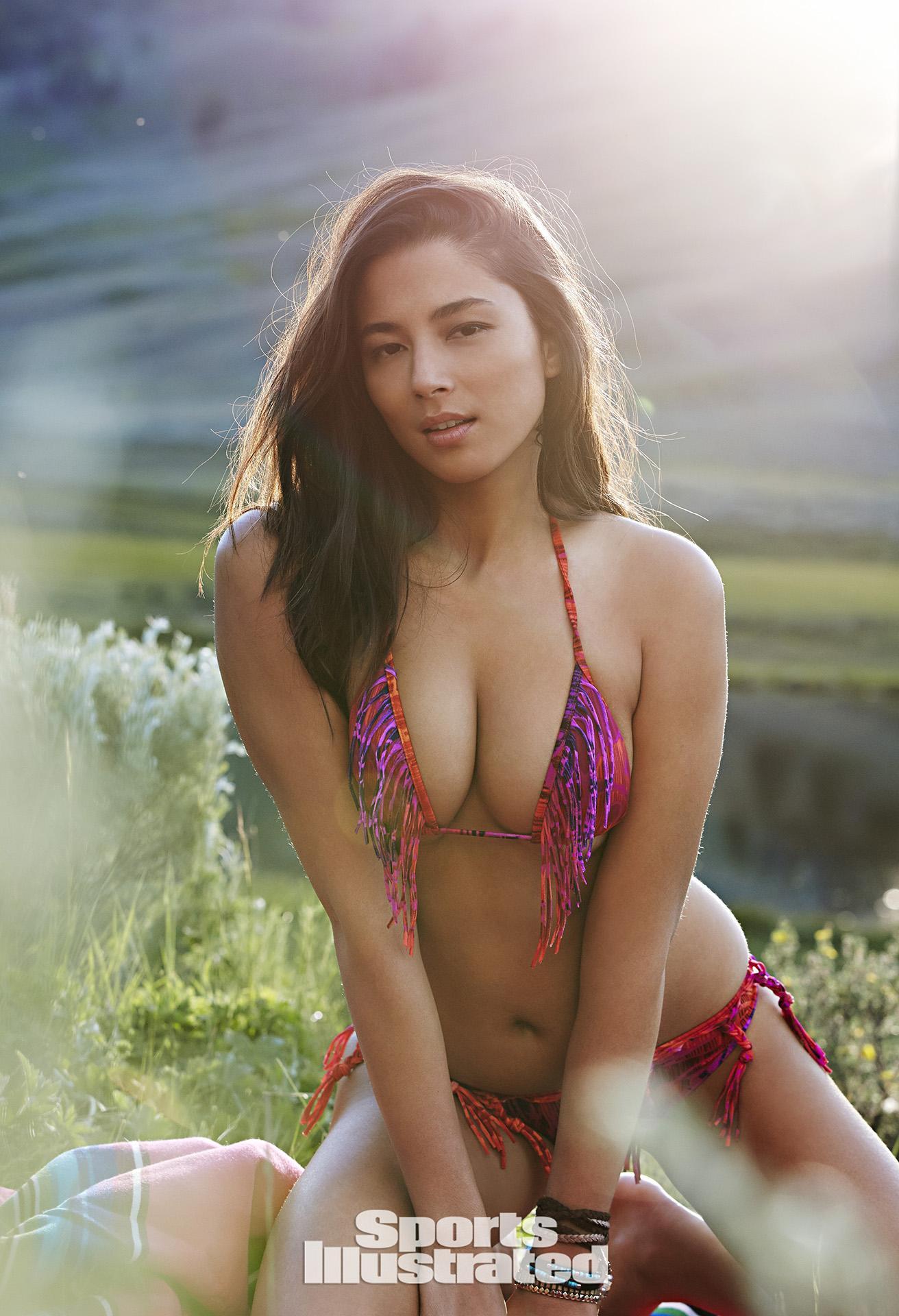 Jessica Gomez Sports Illustrated 36