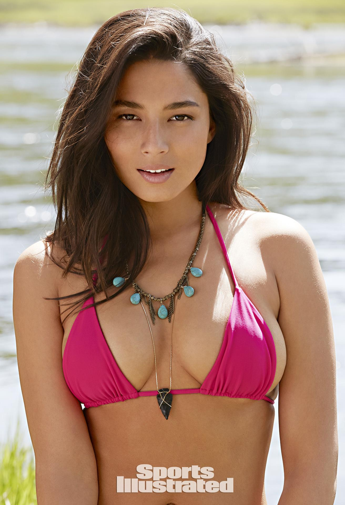 Jessica Gomes Swimsuit Photos, Sports Illustrated Swimsuit 2015