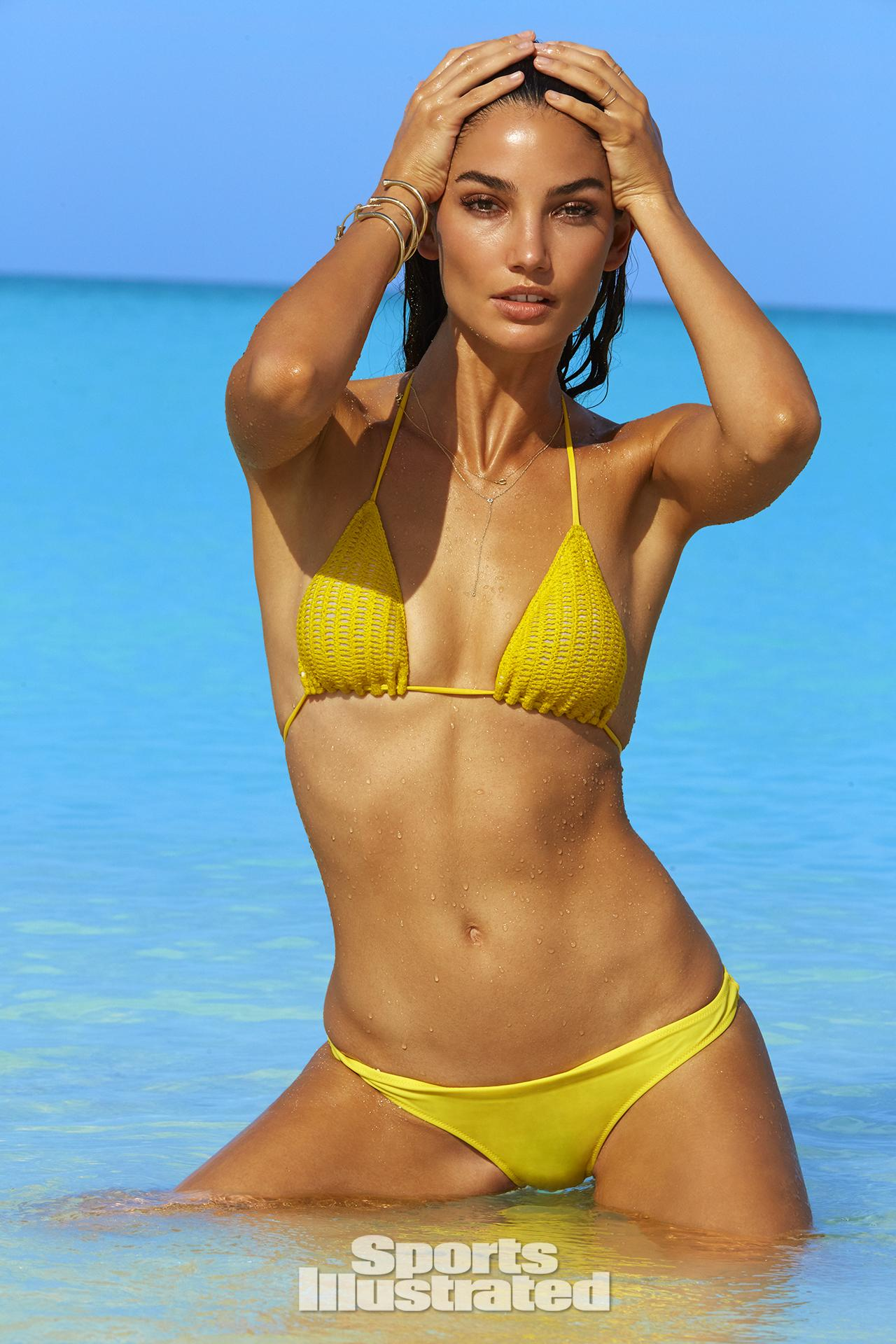 The hottest girls in and out of the tiniest bikinis.