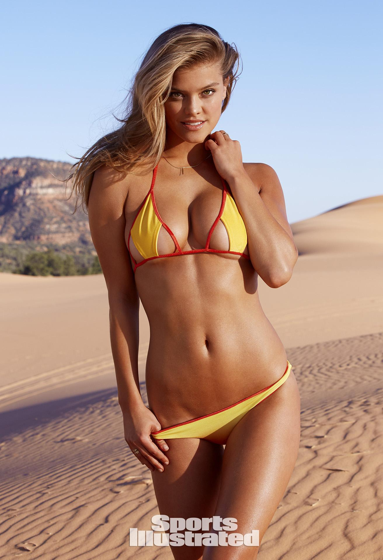 Nina agdal swimsuit photos sports illustrated swimsuit 2015 for Best online photo gallery