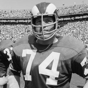 Sept. 17, 1967 — Los Angeles Rams vs. New Orleans Saints