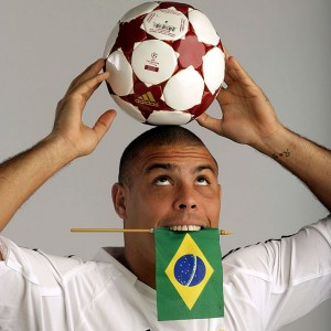 Brazilian soccer fans will forever remember Ronaldo (pictured here in 2005) for his fun-loving antics, dominant scoring ability, mesmerizing dribbling skills and leadership on two World Cup-winning teams.