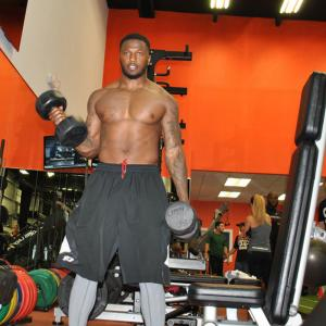 Behind the Body: San Diego Chargers Cornerback Brandon Flowers (Photos by ProSportsPics.com)