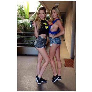 Carly Lauren and Kira Brianne :: Facebook