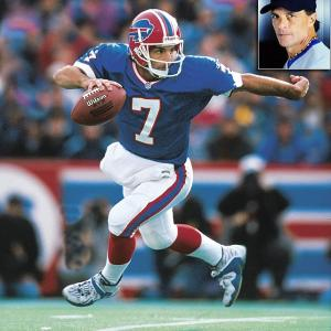 After winning a Heisman Trophy and making a Pro Bowl, Doug Flutie has set his sights on an achievement of a different variety. The retired quarterback will compete on MLB Network's The Next Knuckler, a reality show in which former Boston Red Sox pitcher Tim Wakefield teaches a group of former college and NFL quarterbacks to throw his famous knuckleball. The competitor who shows the most promise will get an invitation to try out for the Arizona Diamondbacks at spring training. Flutie's attempt to add knuckleballer to his resume got us to thinking of other football-baseball dual-sport athletes since 1970.